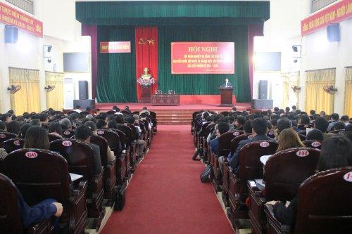 1. Toàn cảnh hội nghị tập huấn.JPG